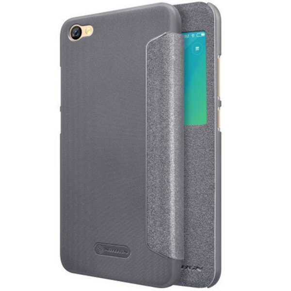 Купить Чехлы для телефонов, Чехол NILLKIN Sparkle series для Xiaomi Redmi Note 5a/ Redmi Y1 Lite Black (19912)