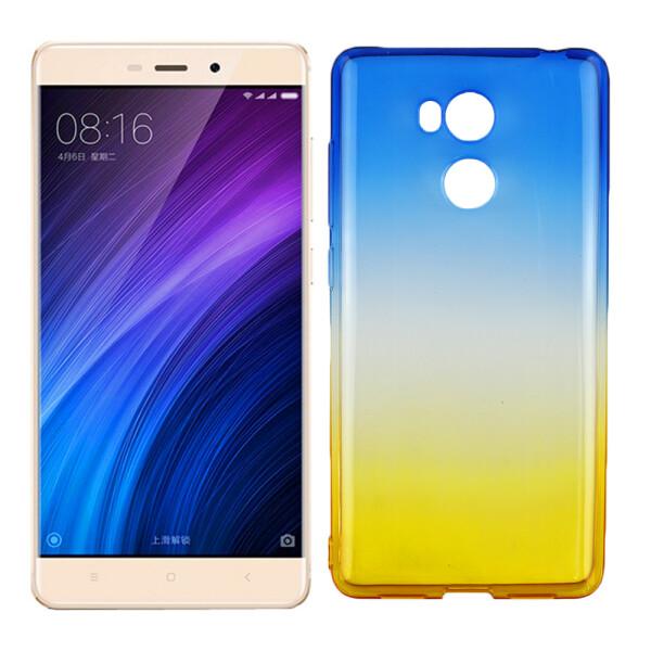 Купить Чехлы для телефонов, Чехол Ultra Thin Silicone Remax 0.2 mm для Xiaomi Redmi 4 Prime Ukrainian Colour (13653), U-Like