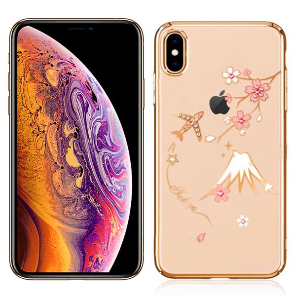 Купить Чехлы для телефонов, Чехол Cavaro Travel Series для iPhone Xs Max Tokyo Gold (25288)