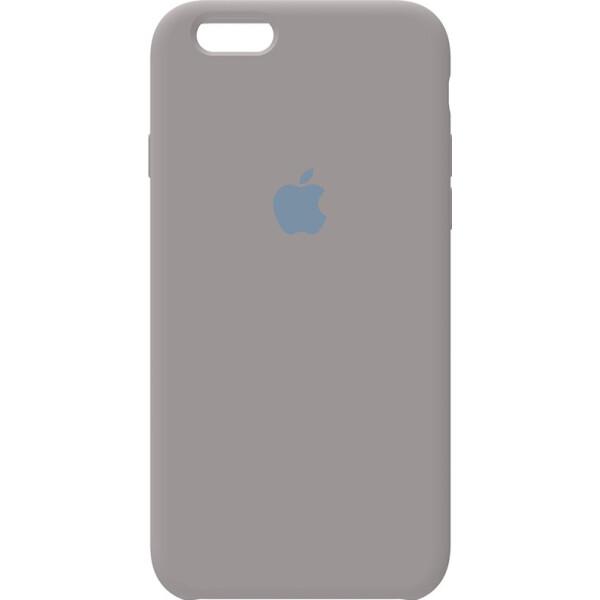 Чехлы для телефонов, Чехол-накладка Apple Silicone Case Apple iPhone 6/6s Pebble Grey (bz_F_96825)  - купить со скидкой