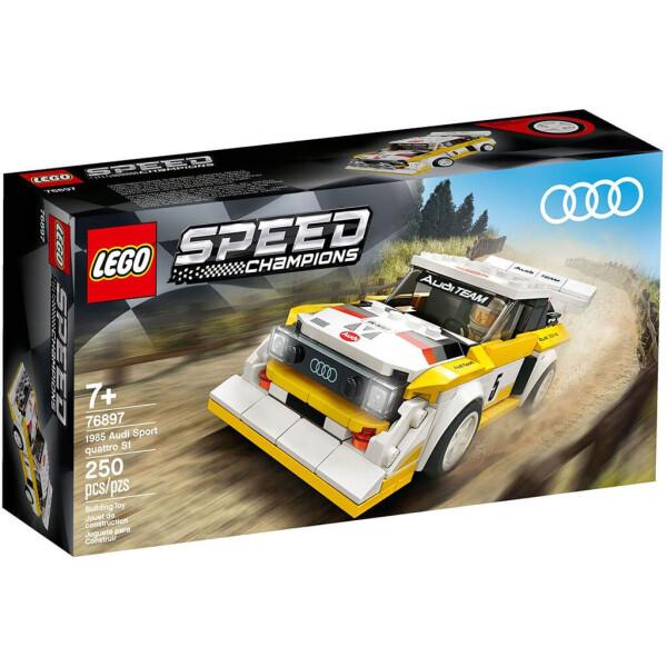 Купить Конструкторы, LEGO Speed Champions Audi Sport Quattro S1 (76897)