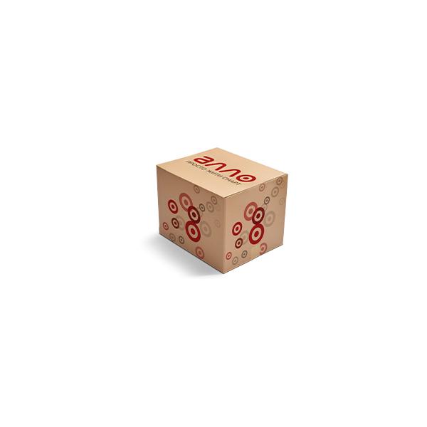 Подушка пуфик круглая Presentville Кот Love Ukraine 35х35х7,5 см