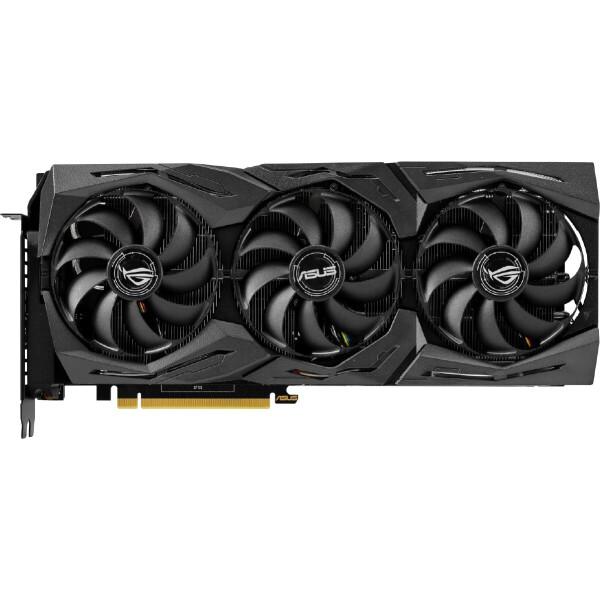 Купить Видеокарты, Asus PCI-Ex GeForce RTX 2080 Ti ROG Strix 11GB GDDR6 352bit 1350/14000 2 x HDMI, 2 x DisplayPort, 1 x USB Type-C ROG-STRIX-RTX2080TI-O11G-GAMING