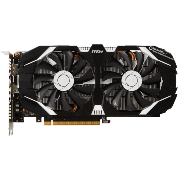 "MSI GeForce GTX1060 6GB OCV1 ""Refurbished"""