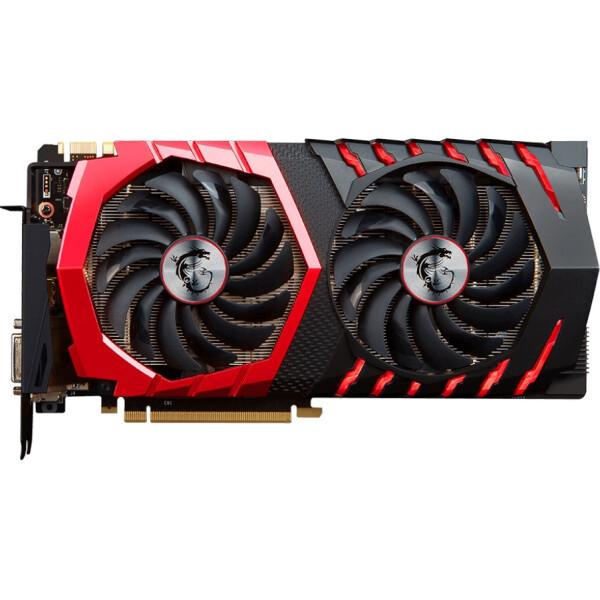 "MSI GeForce GTX 1070 GAMING X 8G GDDR5 256bit ""Refurbished"""