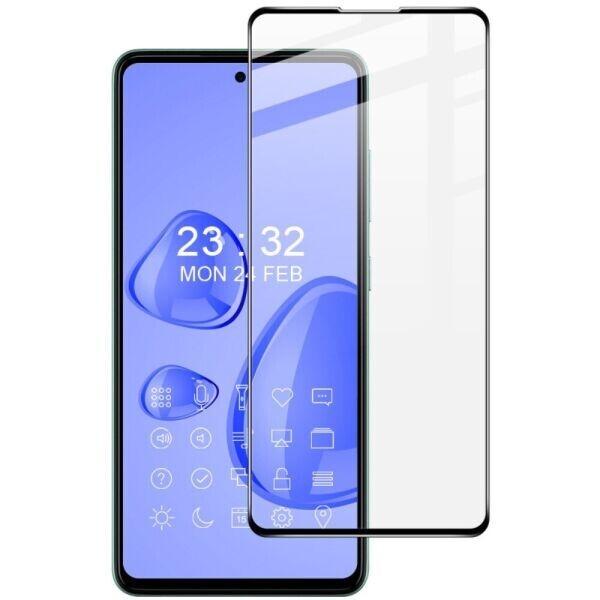 Защитное стекло IMAK 5D Pro+ Full Glue для Samsung Galaxy A52 (A525) - Black
