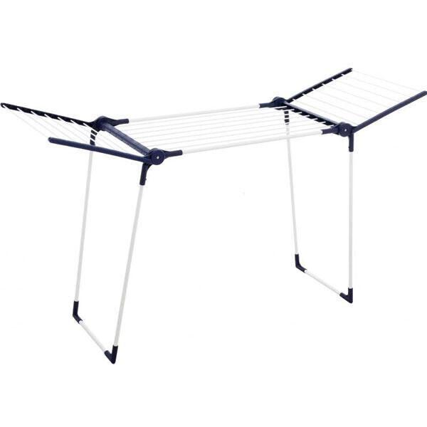 comfort Сушилка для белья Comfort Classic L15, напольная, 15 м, 176х52х92 см, синий