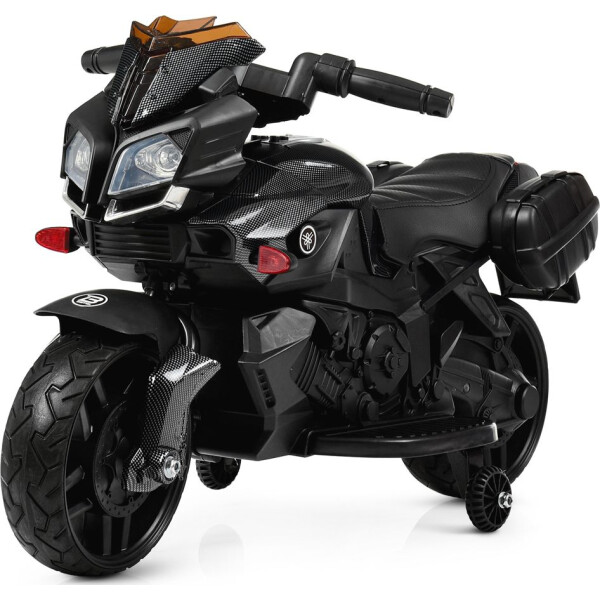 Детский электромотоцикл Bambi M 3832ELM-2 Black (M 3832ELM)