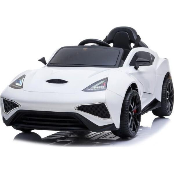 Детский электромобиль Tilly Eva Ferrari White (T-7647)
