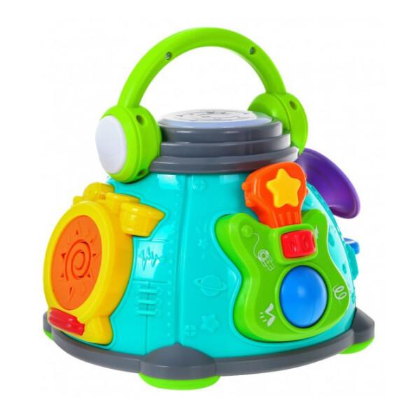 Купить Игрушки для самых маленьких, Игрушка Hola Toys Капсула караоке Разноцветный (3119), NN