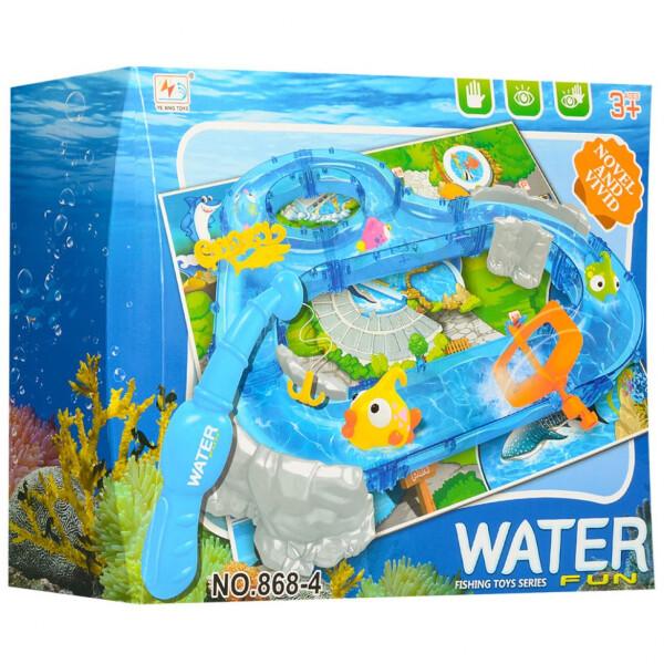 Игрушки для самых маленьких, Рыбалка YE XING TOYS 868-4-5 Рыбалка-5  - купить со скидкой