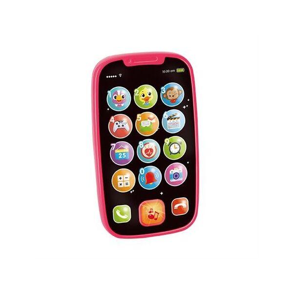 Акция на Детский телефон Limo Toy 3127 F Pозовый от Allo UA