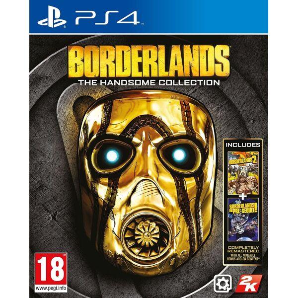 2k games Borderlands The Handsome Collection