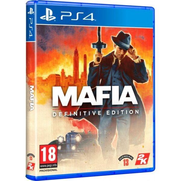 2k games Mafia Definitive Edition