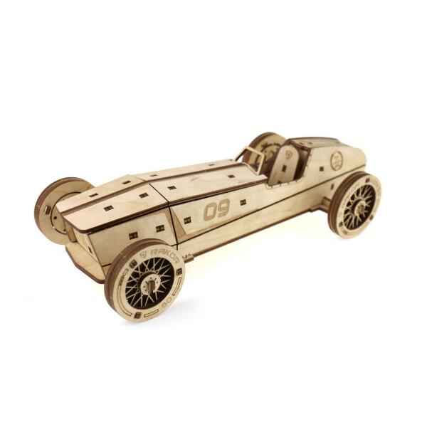 Купить Пазлы, Деревянный 3D-пазл Racor Болид World Championship-09 72 элемента 295х130х70 (R10002)