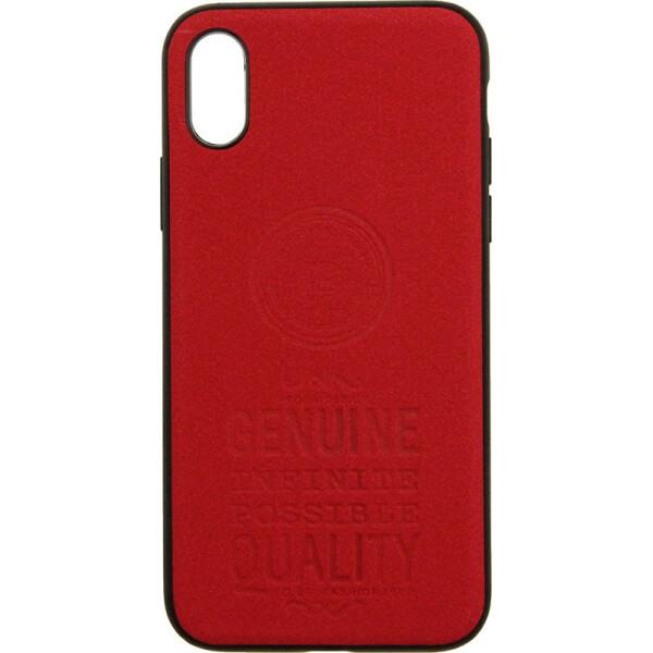 Купить Чехлы для телефонов, Чехол-накладка Remax Visa Series Apple iPhone X Red