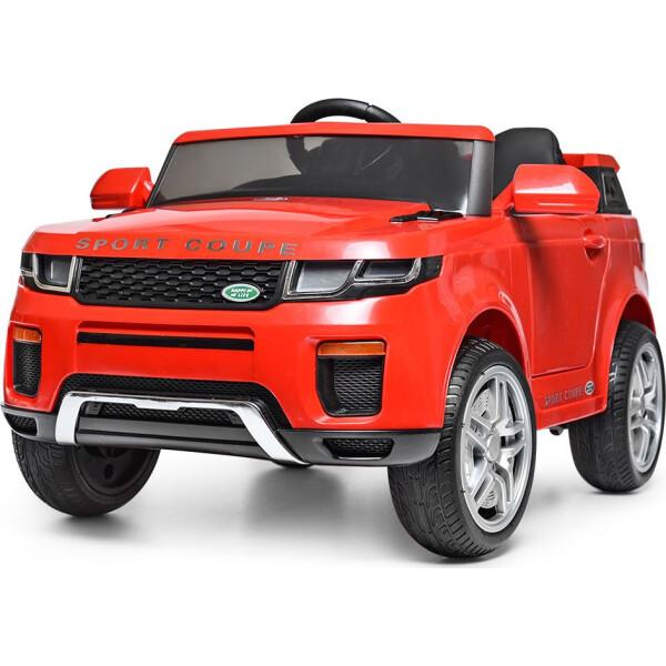 Купить Детские электро- и веломобили, Машина M 3580EBLR-3 красный BAMBI