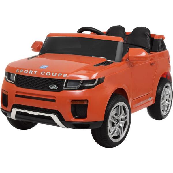 Купить Детские электро- и веломобили, Машина Машина M 3580EBLR-7 оранжевый BAMBI