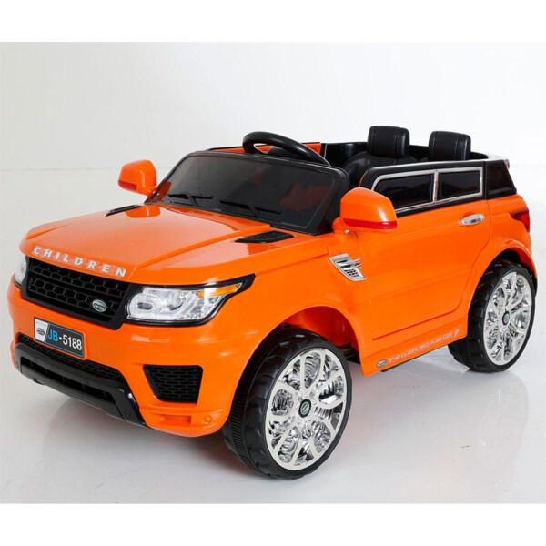 Купить Детские электро- и веломобили, Машина M 2775EBLR-1-2 белый BAMBI