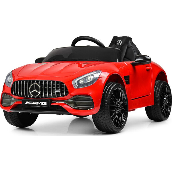 Купить Детские электро- и веломобили, Электромобиль Машина M 4062EBLR-3 красный BAMBI