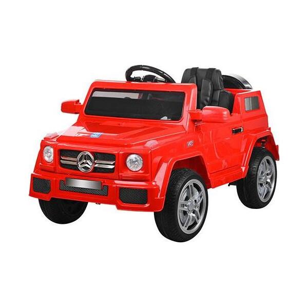 Купить Детские электро- и веломобили, Электромобиль Машина M 2788EBLR-3 красный BAMBI
