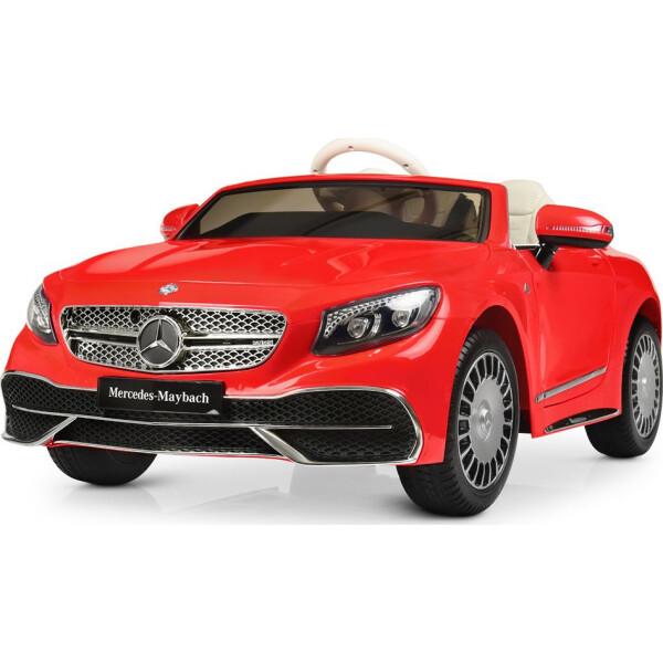 Купить Детские электро- и веломобили, Электромобиль Машина M 4210EBLR-3 красный BAMBI