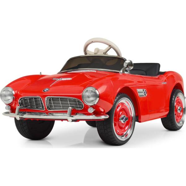 Купить Детские электро- и веломобили, Электромобиль Машина M 4169EBLR-3 красный BAMBI