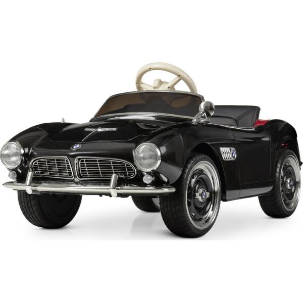 Купить Детские электро- и веломобили, Электромобиль Машина M 4169EBLR-2 черный BAMBI