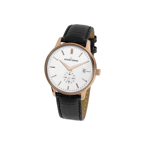 Купить Наручные часы, Часы Jacques Lemans N-215B Retro Classic Herren 40mm 5ATM