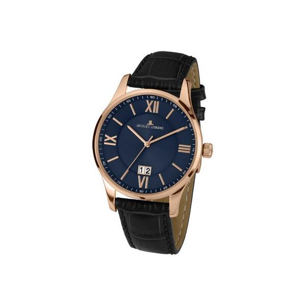 Купить Наручные часы, Часы Jacques Lemans 1-1845P London Herren 40mm 10ATM