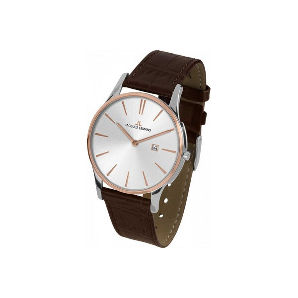 Купить Наручные часы, Часы Jacques Lemans 1-1936F London Herren 40mm 10ATM