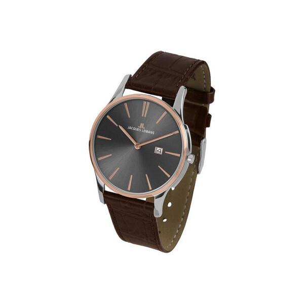 Купить Наручные часы, Часы Jacques Lemans 1-1936E London Herren 40mm 10ATM