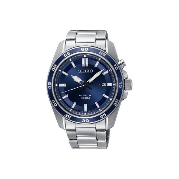 Купить Наручные часы, Часы Seiko SKA783P1 Kinetic Herren 42mm 10ATM