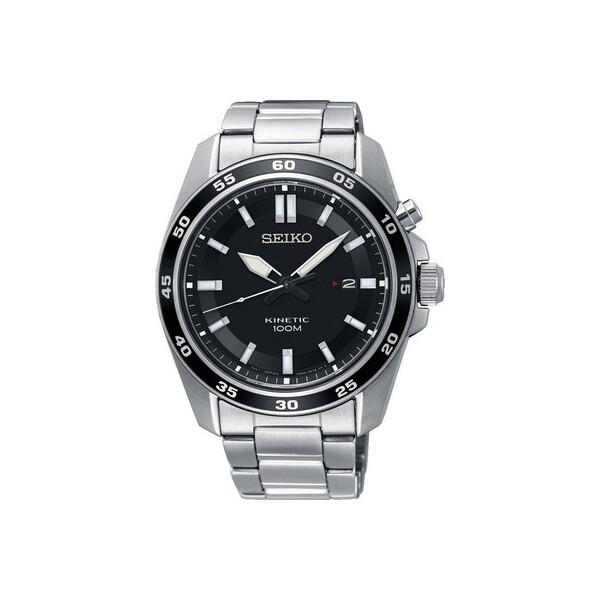 Купить Наручные часы, Часы Seiko SKA785P1 Kinetic Herren 42mm 10ATM