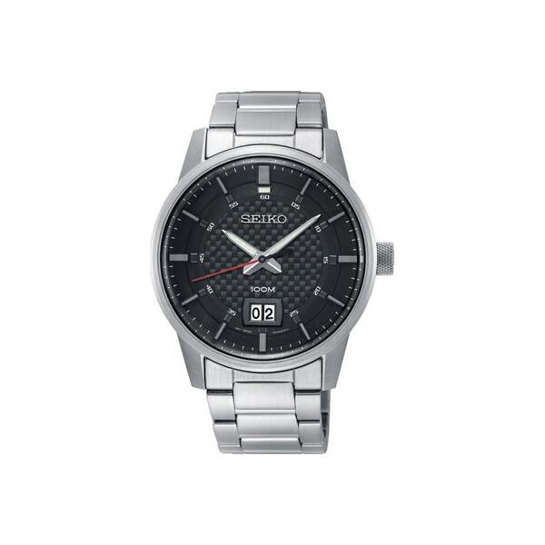 Купить Наручные часы, Часы Seiko SUR269P1 Klassik Herren 41mm 10ATM