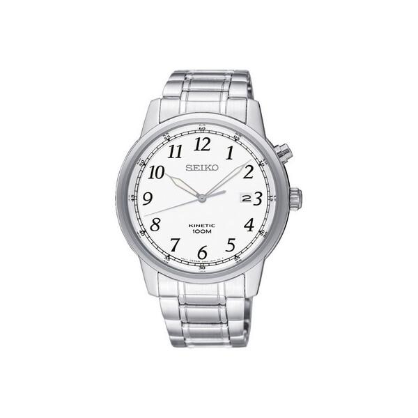 Купить Наручные часы, Часы Seiko SKA775P1 Kinetic Herren 40mm 10ATM