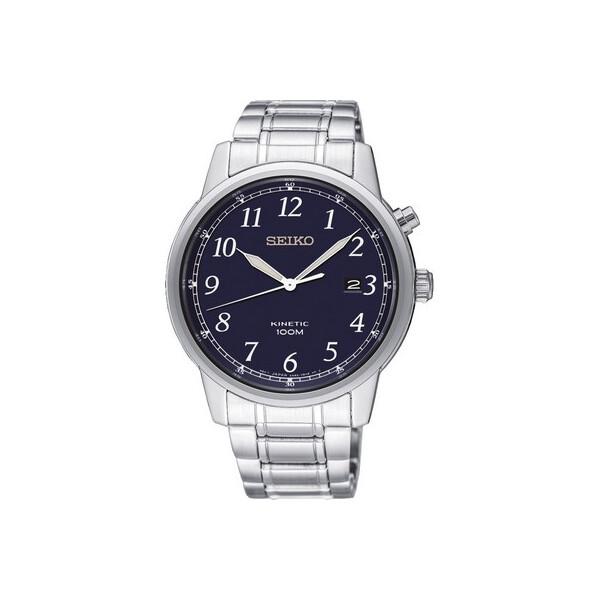 Купить Наручные часы, Часы Seiko SKA777P1 Kinetic Herren 40mm 10ATM