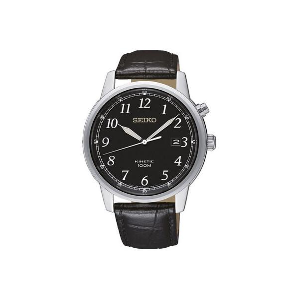 Купить Наручные часы, Часы Seiko SKA781P1 Kinetic Herren 40mm 10ATM