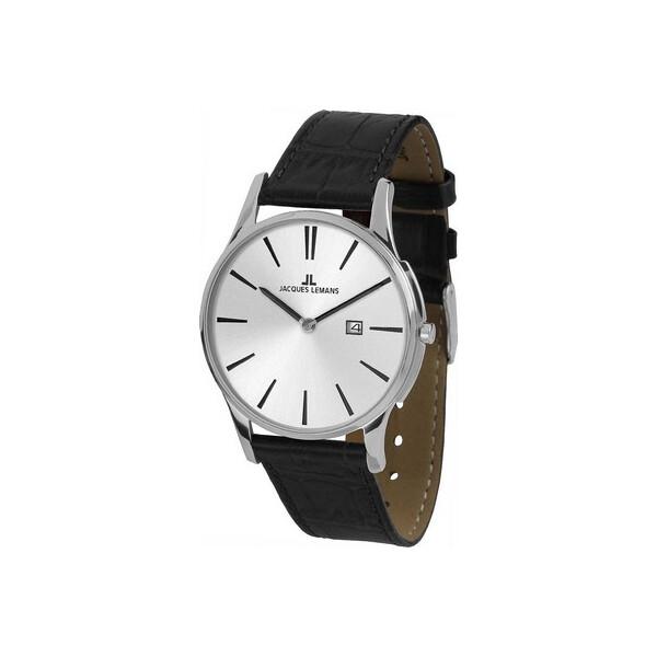 Купить Наручные часы, Часы Jacques Lemans 1-1936B London Herren 40mm 5ATM