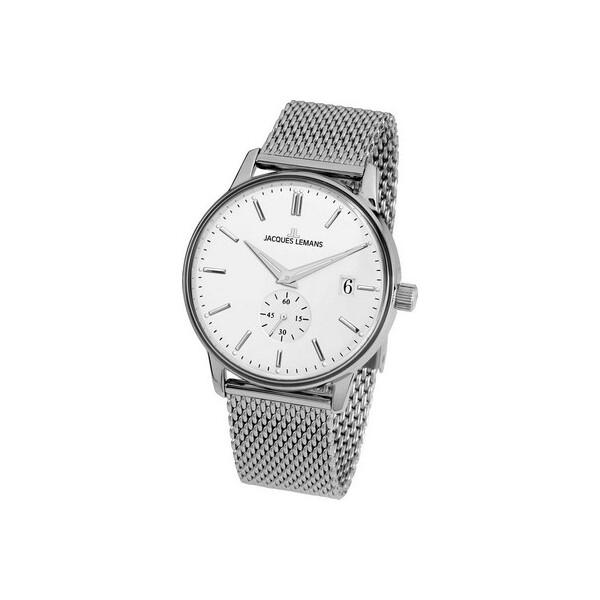 Купить Наручные часы, Часы Jacques Lemans N-215F Retro Classic Herren 40mm 5ATM