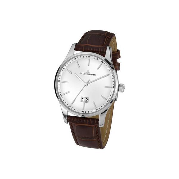 Купить Наручные часы, Часы Jacques Lemans 1-1862B London Herren 40mm 10ATM