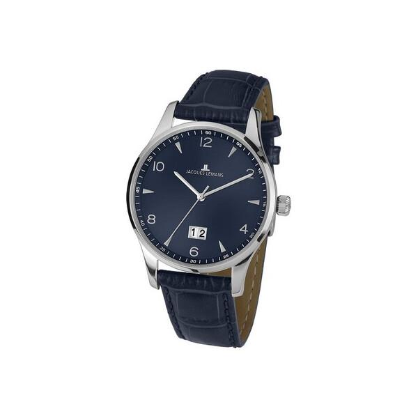 Купить Наручные часы, Часы Jacques Lemans 1-1862ZC London Herren 40mm 10ATM