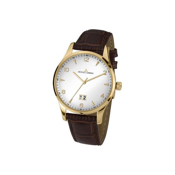 Купить Наручные часы, Часы Jacques Lemans 1-1862ZD London Herren 40mm 10ATM