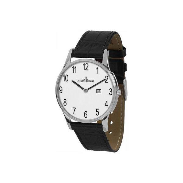 Купить Наручные часы, Часы Jacques Lemans 1-1936D London Herren 40mm 5ATM