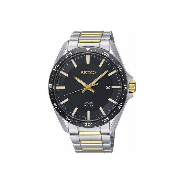 Купить Наручные часы, Часы Seiko SNE485P1 Solar Herren 42mm 10ATM