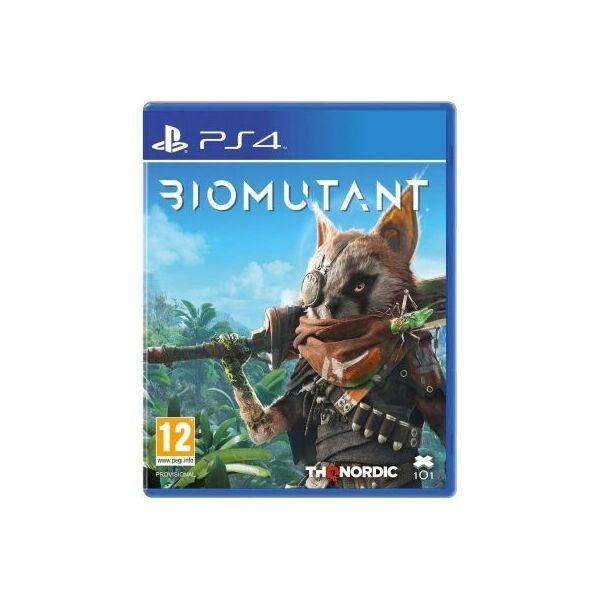 Biomutant (русская версия) PS4