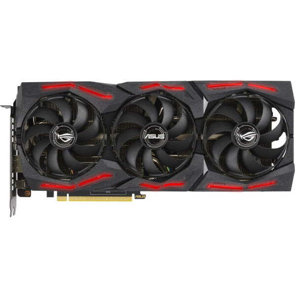 Купить Видеокарты, Asus RTX 2060 Super 8GB ROG Strix Evo Gaming Advanced Edition (ROG-STRIX-RTX2060S-A8G-EVO-GAMING)