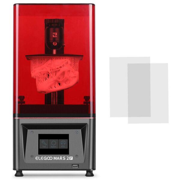 МФУ 3D Sla Elegoo Mars 2 Pro Mono (27000000)