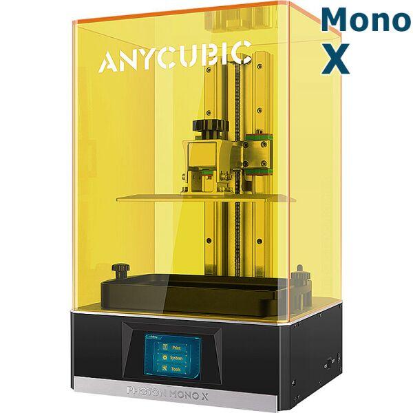 МФУ Zestaw Anycubic Photon Mono X + Wash&Cure 2.0