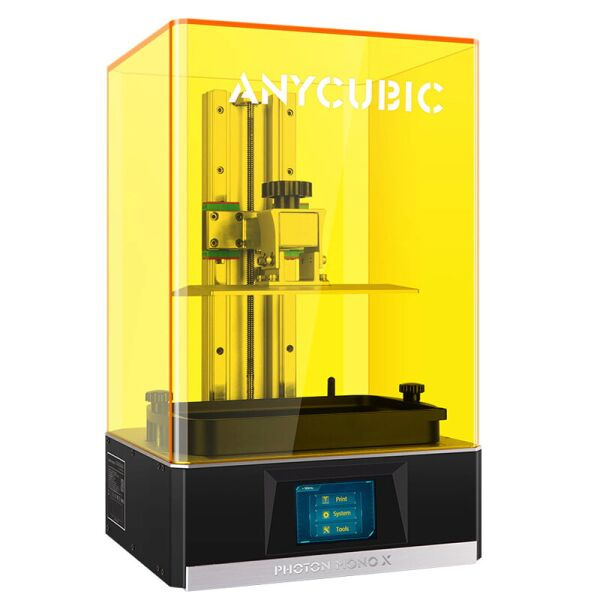 ANYCUBIC / МФУ Anycubic Photon Mono X & Wash Cure Plus Zestaw (E94A257DE)